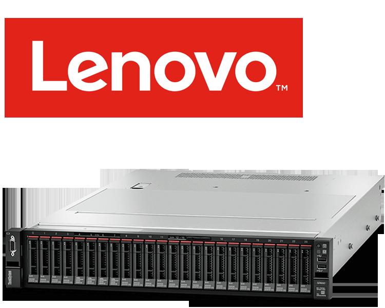 СХД Lenovo купить в Екатеринбурге