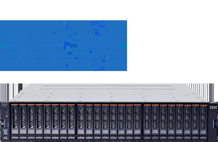 СХД IBM купить в Екатеринбурге