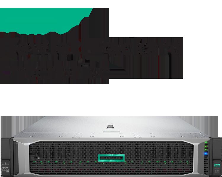 Сервер HP Enterprise купить в Екатеринбурге
